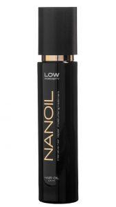 Haaröl Nanoil Am besten für regenerierende Haare